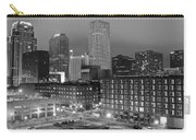 New Orleans In Black And Night Carry-all Pouch