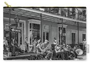 New Orleans Jazz 2 - Bw Carry-all Pouch