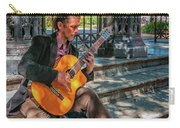 New Orleans Musician - Chris Craig Carry-all Pouch