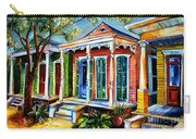 New Orleans Plain And Fancy Carry-all Pouch