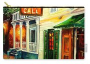 New Orleans Port Of Call Carry-all Pouch