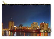 New Orleans Skyline At Night  Carry-all Pouch