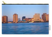 New Orleans Skyline From Algiers Point Carry-all Pouch