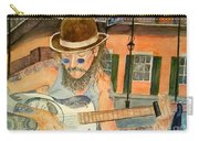 New Orleans Street Musician Carry-all Pouch