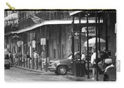 New Orleans Street Photography 2 Carry-all Pouch