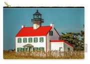 New Paint On East Point Lighthouse Carry-all Pouch