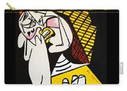 New Picasso The Weeper 2 Carry-all Pouch