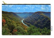 New River Gorge - Autumn Carry-all Pouch