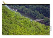 New River Old Bridge Carry-all Pouch