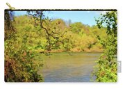 New River Views - Bisset Park - Radford Virginia Carry-all Pouch