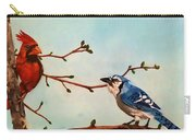 New Buds Of Spring Carry-all Pouch