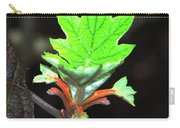 New Spring Leaf Carry-all Pouch