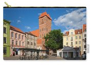 New Town Square In Torun Carry-all Pouch