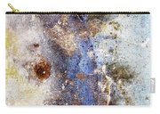 Art Blue Metal 58 Carry-all Pouch