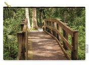 New Wood Bridge Park Trail Carry-all Pouch