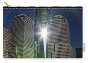 New World Trade Center Carry-all Pouch by David Smith