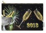 New Year 2018 Carry-all Pouch
