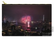 New Year's Eve Fireworks  Carry-all Pouch