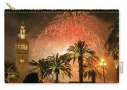 New Years Fireworks Finale San Francisco Carry-all Pouch
