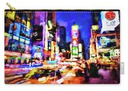 New York At Night - 15 Carry-all Pouch