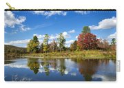 New York Autumn Landscape Carry-all Pouch