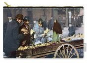 New York: Banana Cart Carry-all Pouch