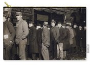 New York: Bread Line, 1907 Carry-all Pouch