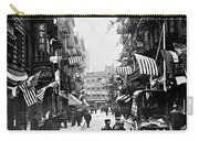 New York : Chinatown, 1909 Carry-all Pouch
