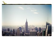 New York City - Empire State Building Panorama Carry-all Pouch