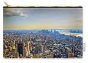New York City - Manhattan Carry-all Pouch