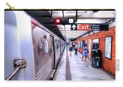 New York City Broadway Subway Station Carry-all Pouch