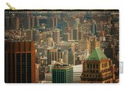New York City Buildings And Skyline Carry-all Pouch