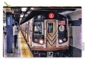New York City Charles Street Subway Station Carry-all Pouch