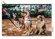 New York City Dog Walking Carry-all Pouch