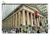 New York City Federal Hall Carry-all Pouch