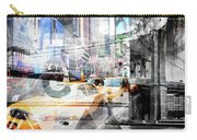 New York City Geometric Mix No. 9 Carry-all Pouch