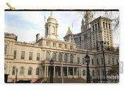 New York City Hall Carry-all Pouch