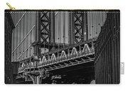 New York City - Manhattan Bridge Carry-all Pouch