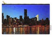 New York City Night Lights Carry-all Pouch