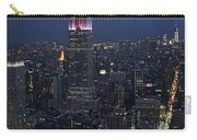 New York City Nights Carry-all Pouch