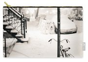 New York City - Snow Carry-all Pouch by Vivienne Gucwa