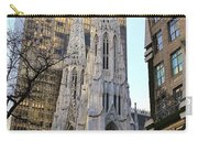 New York City St. Patrick's Cathedral Carry-all Pouch