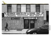 New York City Storefront Bw4 Carry-all Pouch