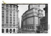 New York City Street Scene Carry-all Pouch