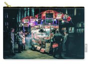 New York City Street Vendor Carry-all Pouch