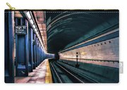 New York City Subway Station Carry-all Pouch