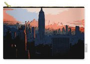 New York City Sunset Carry-all Pouch