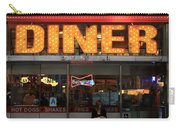 New York Diner 1 Carry-all Pouch