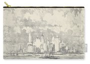 New York From Ellis Island Carry-all Pouch