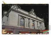 New York Grand Central Station Carry-all Pouch